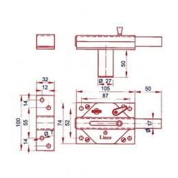 TAPA W. C. OPTIMA 4403801