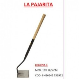 LEGONA CON MANGO  18X16.5CM